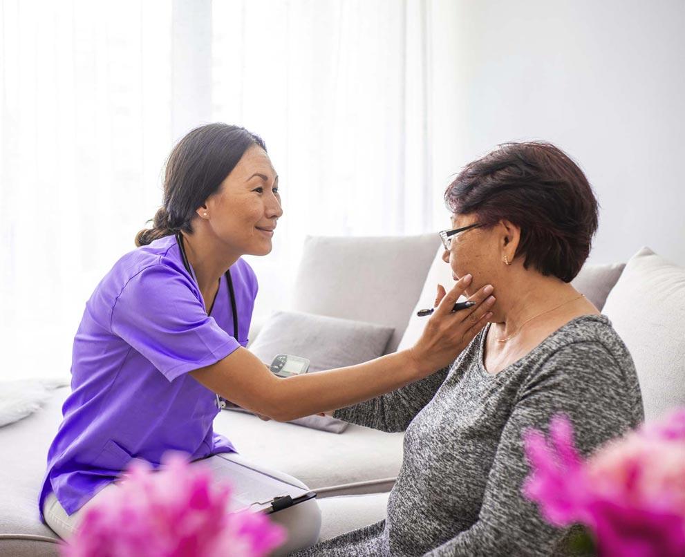 Hourly Home Health Aide
